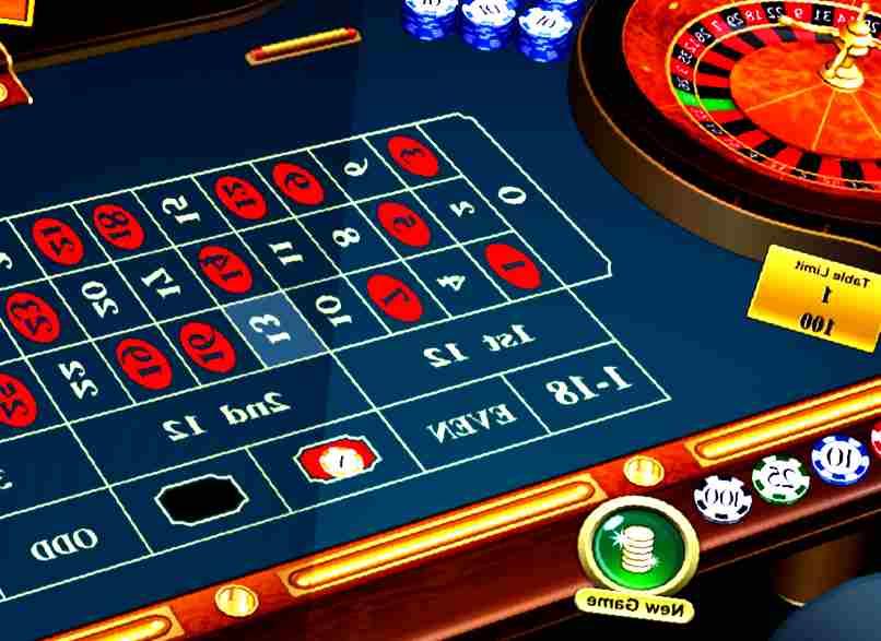 Lux Roulette casino